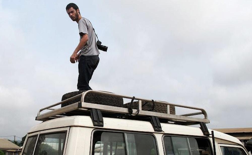ABOUT - Albert Masias photojournalist