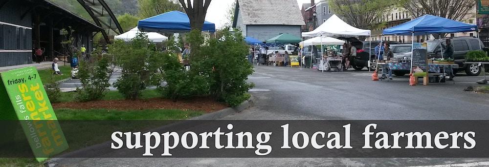 The Market: News - Bellows Falls Farmers Market