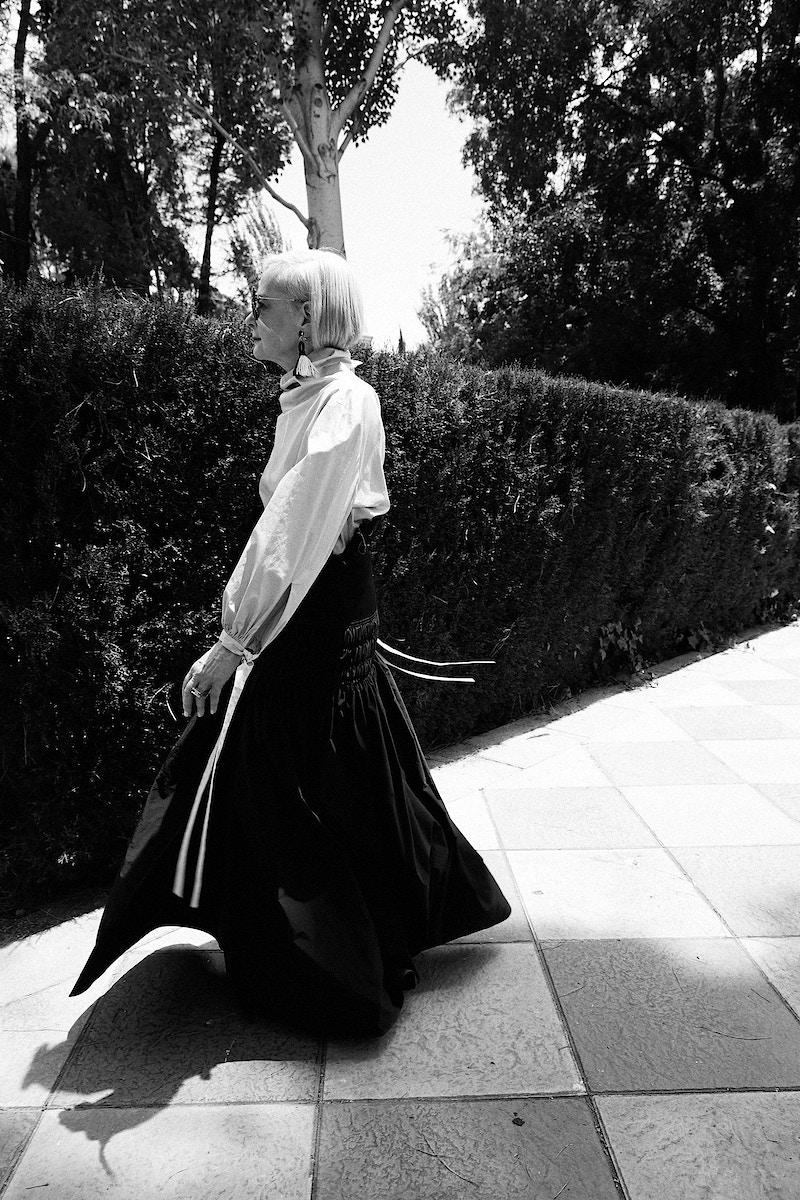 Lyn Slater Vogue Spain Lara Tascon
