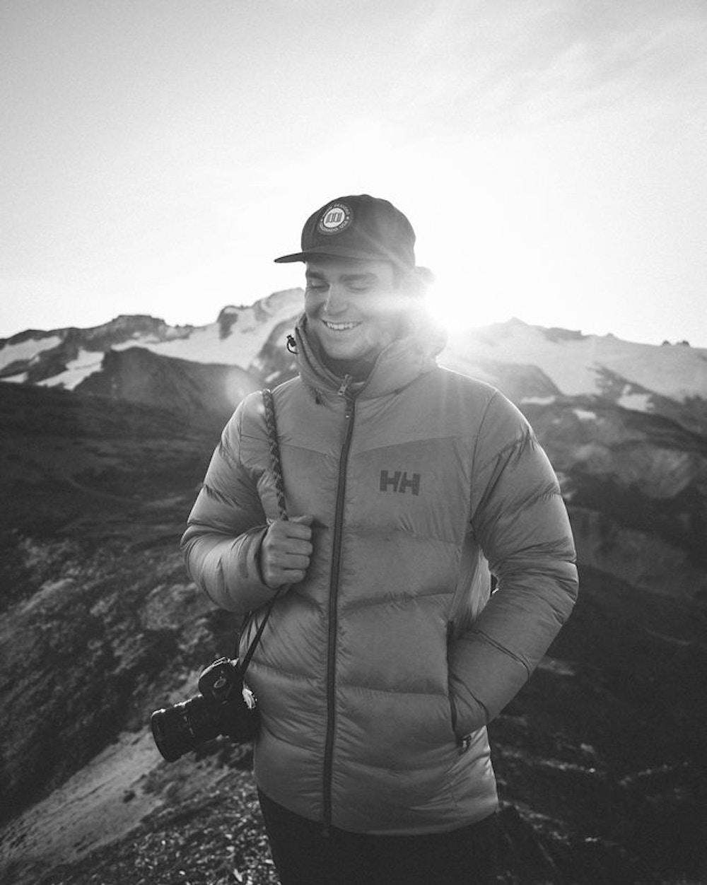 Michael - Michael Overbeck | Adventure Photographer