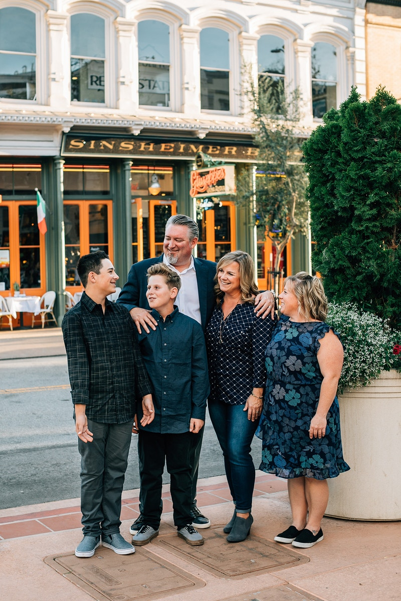 Families - 11th Street Studio - San Luis Obispo and Central Coast Wedding and Portrait Photography