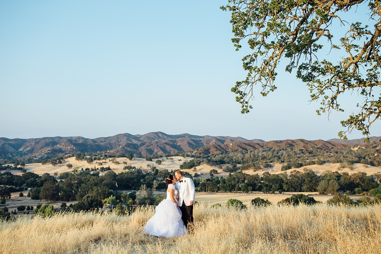 Atascadero Grace Maralyn Estate - 11th Street Studio - San Luis Obispo and Central Coast Wedding and Portrait Photography