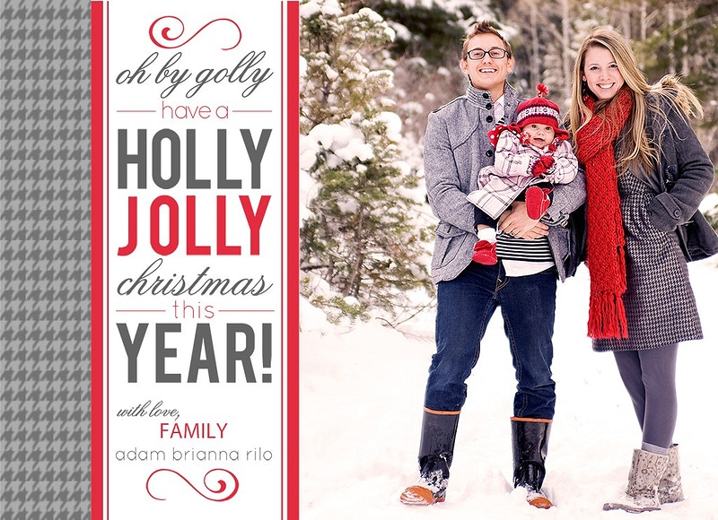 Holiday Cards - 135mm