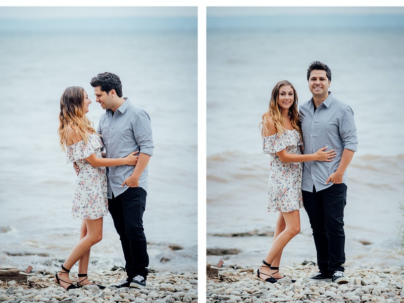 Clara And Chris - 135mm