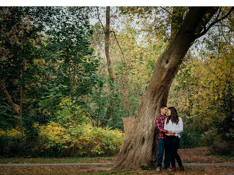 Katie And Kevin - 135mm