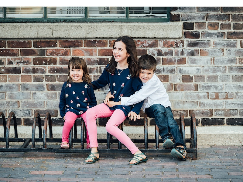 Laura Chris And Family - 135mm