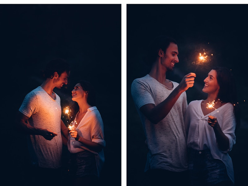 Engagement Sessions - 135mm