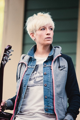 Megan Rapinoe - Ben Pigao: Commercial Photography