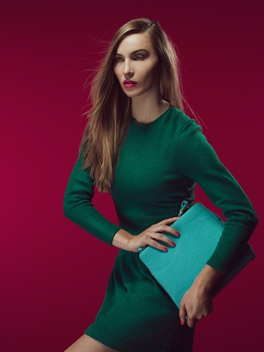 Color Blocking - Ben Pigao: Commercial Photography