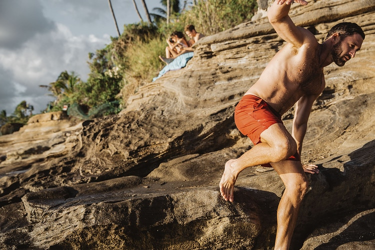 Lululemon Men - Ben Pigao: Commercial Photography