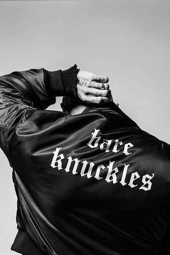 Bare Knuckles - Ben Pigao: Commercial Photography
