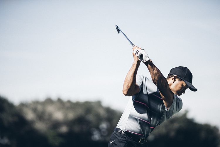 Tiger Woods - Ben Pigao: Commercial Photography