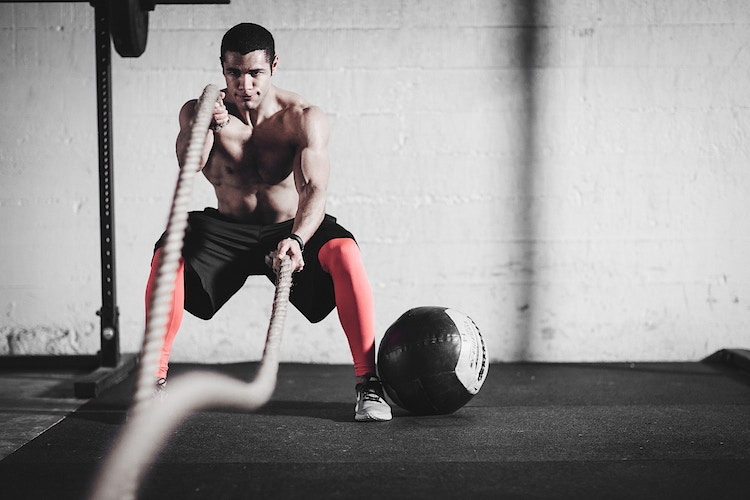 X Fit - Ben Pigao: Commercial Photography