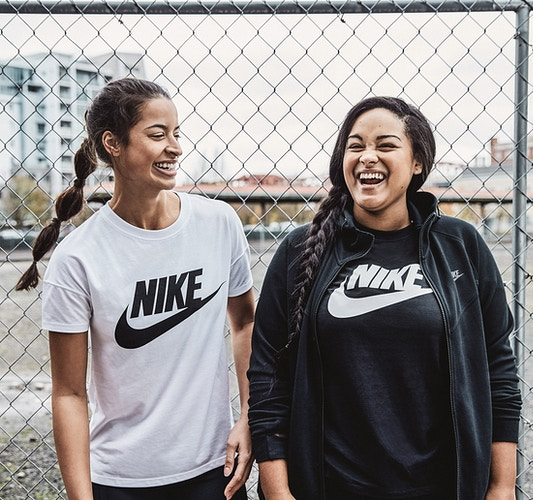 Nike Womens Training - Ben Pigao: Commercial Photography