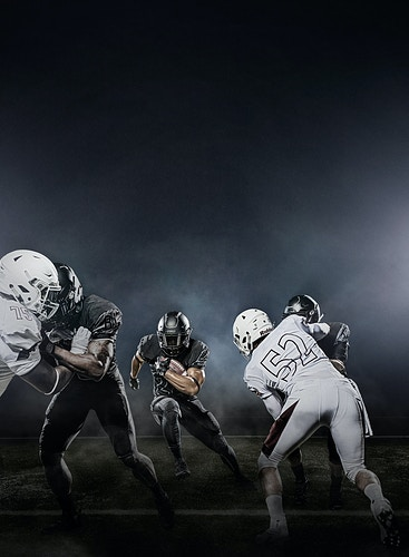 Riddell Speedflex - Ben Pigao: Commercial Photography