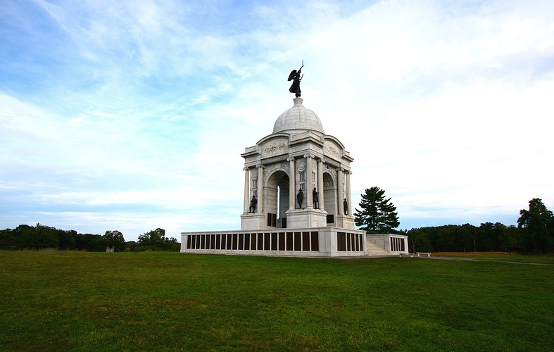 Pennsylvania Memorial - Aaron Grabiak Photography & Fine Art.