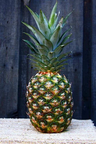 Pineapple - Photo Print - Aaron Grabiak Photography & Fine Art.