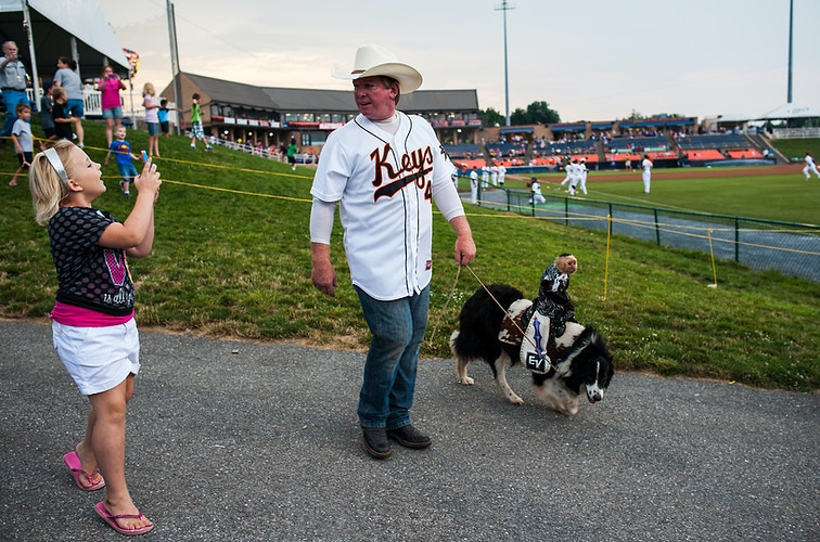 Cowboy Monkey Rodeo - Adam Fried Photos