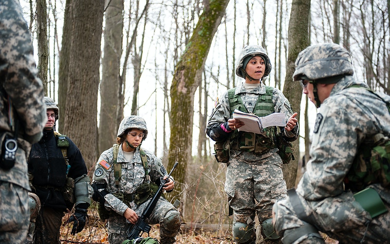 Frederick County Rotc - Adam Fried Photos