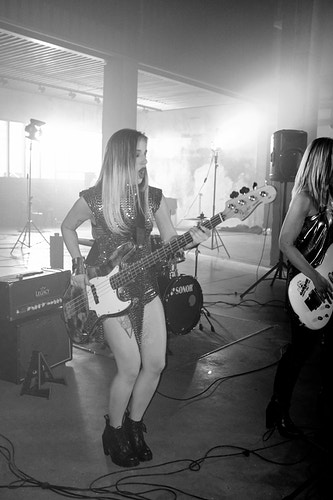 Poison Candy Video Shoot - adamdilej photo