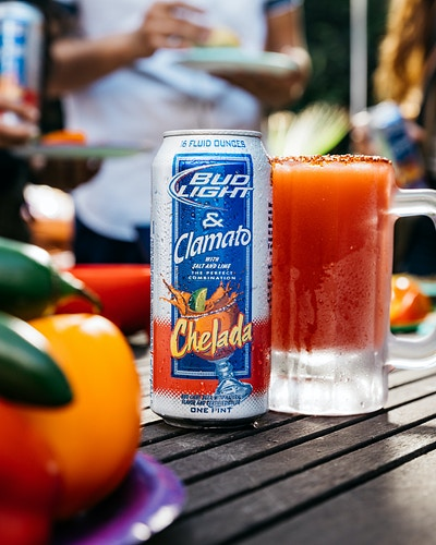 Bud Light Chelada - Adam Stewart