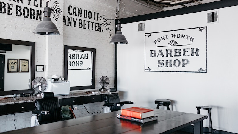 Fort Worth Barber Shop - Adam Stewart