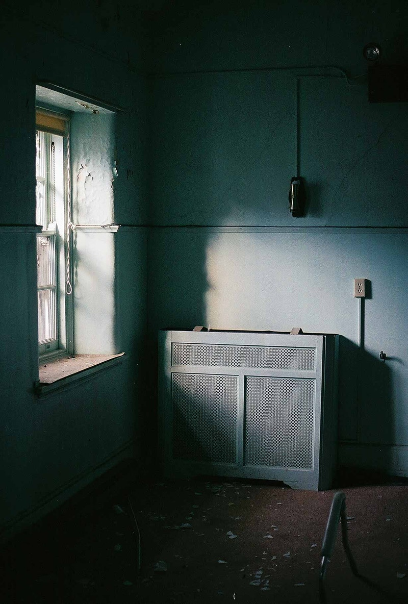Teal Room - Andrew Hutchins