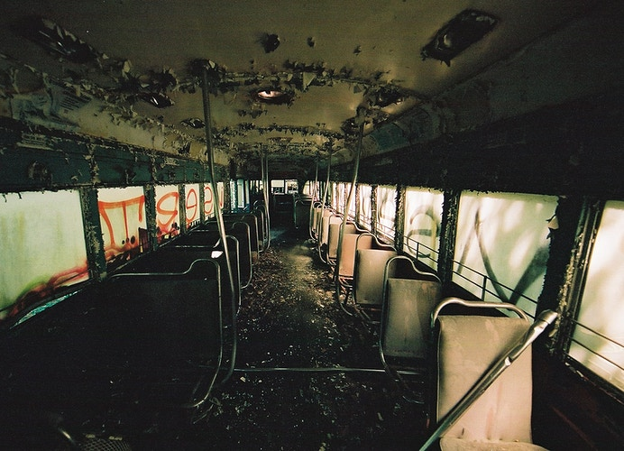 Train Car #1 - Andrew Hutchins