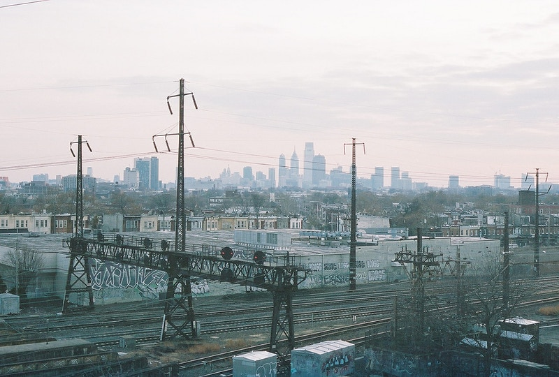 Philly Skyline - Andrew Hutchins