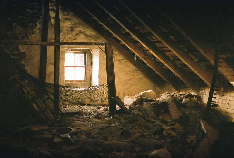 Window in the Attic - Andrew Hutchins