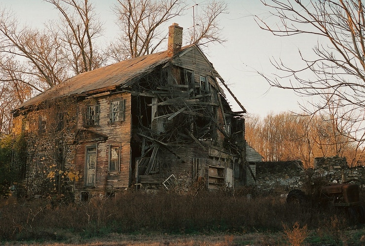 Chester County Ruins 2016 - Andrew Hutchins
