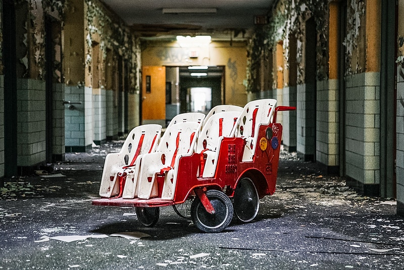 Abandoned Children's School - Andrew Hutchins
