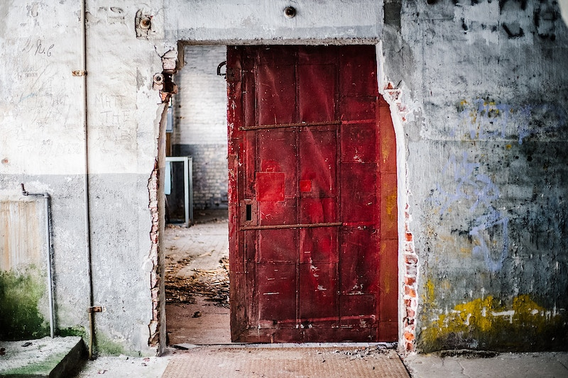 Red Door - Andrew Hutchins
