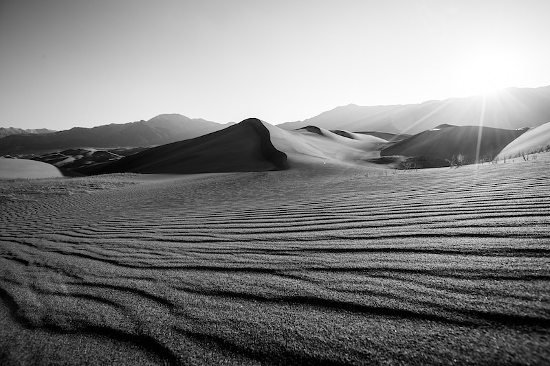 Great Sand Dunes National Park - Andrew Hutchins