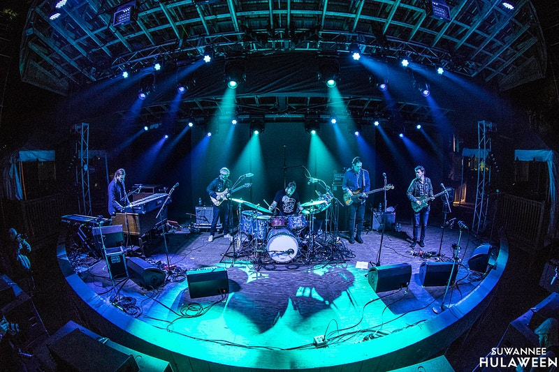 Joe Russo's Almost Dead Hulaween Music festival 2017 - Andrew Hutchins