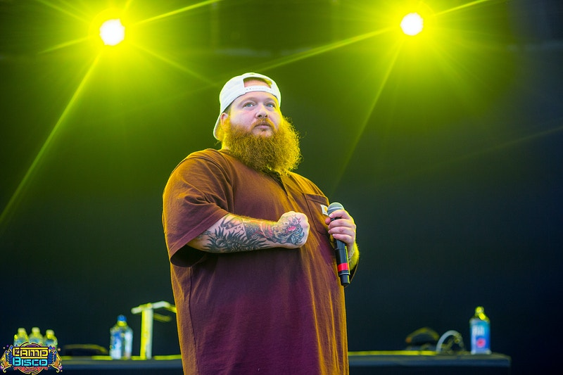 Action Bronson Camp Bisco 2018 - Andrew Hutchins