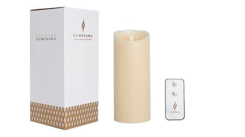 Luminara Candles - Andrew Hutchins
