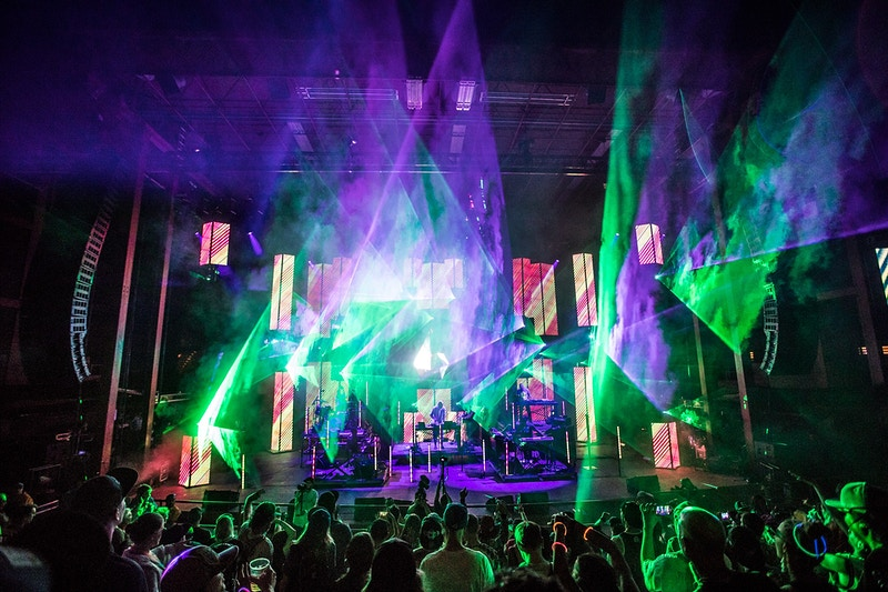 Pretty Lights Live Red Rocks 2018 #3 - Andrew Hutchins