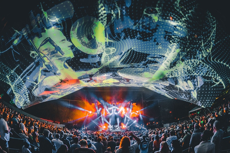 String Cheese Incident 2019 Peach - Andrew Hutchins