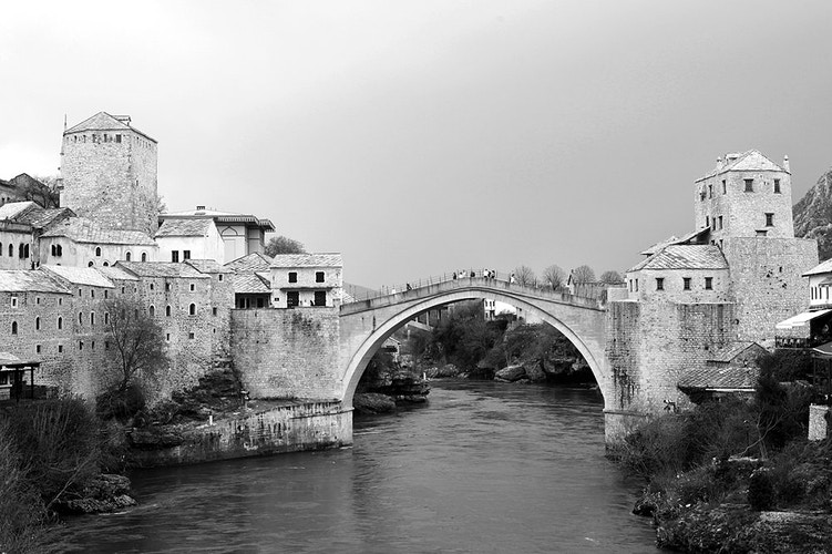 Mostar don't forget 1993 - Albert Masias photojournalist