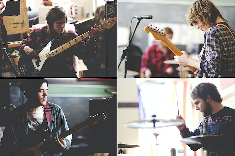 The Strong Talk Band - Alex Alberti Photography
