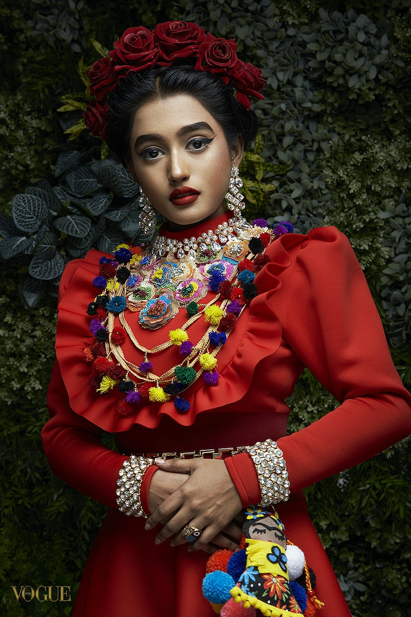 Vogue Arabia Aavva - Alex Callueng
