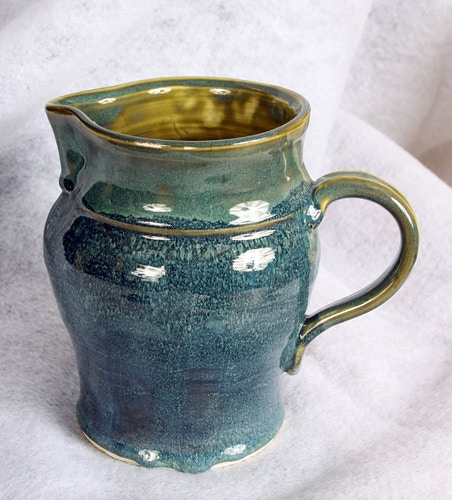 Blue- green Pitcher - Alexis Dillon | PHOTOGRAPHER