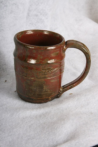 Iron Red Mug - Alexis Dillon | PHOTOGRAPHER