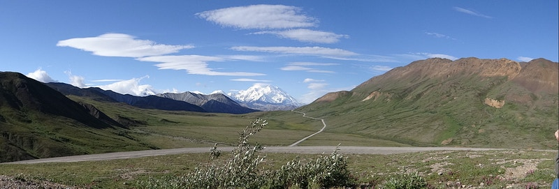 On a Clear Day (You Can See Denali) - Alexis Dillon | PHOTOGRAPHER
