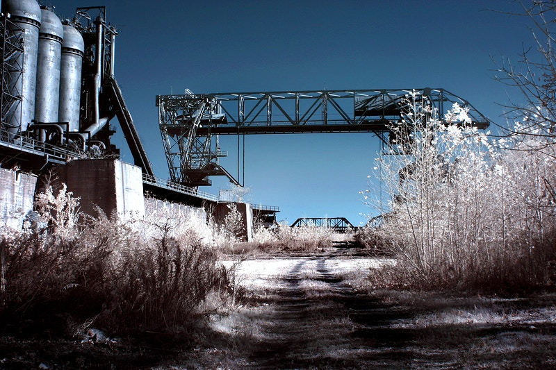 A Bridge Too Far - Alexis Dillon | PHOTOGRAPHER