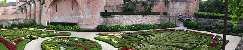 Gardens of the Lautrec Museum - Alexis Dillon | PHOTOGRAPHER