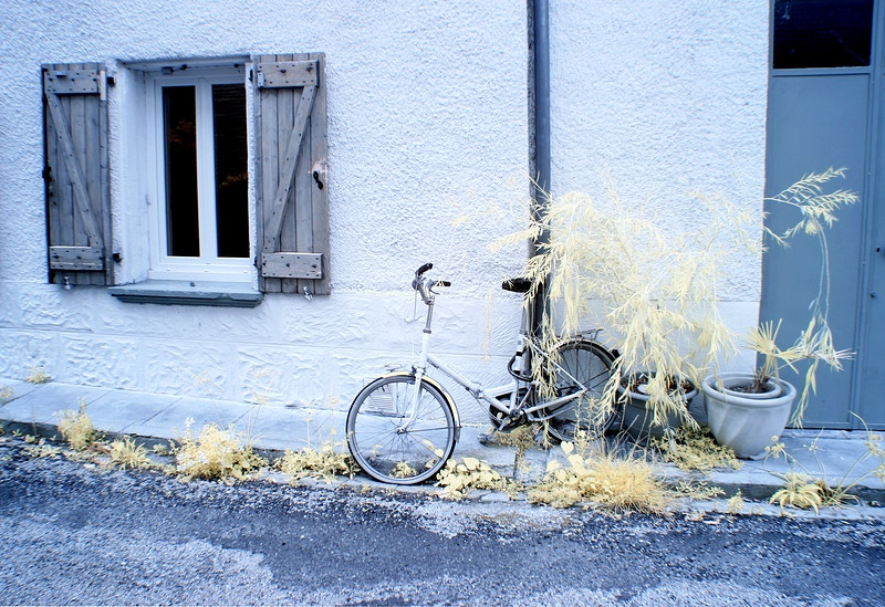 Bicyclette - Alexis Dillon | PHOTOGRAPHER