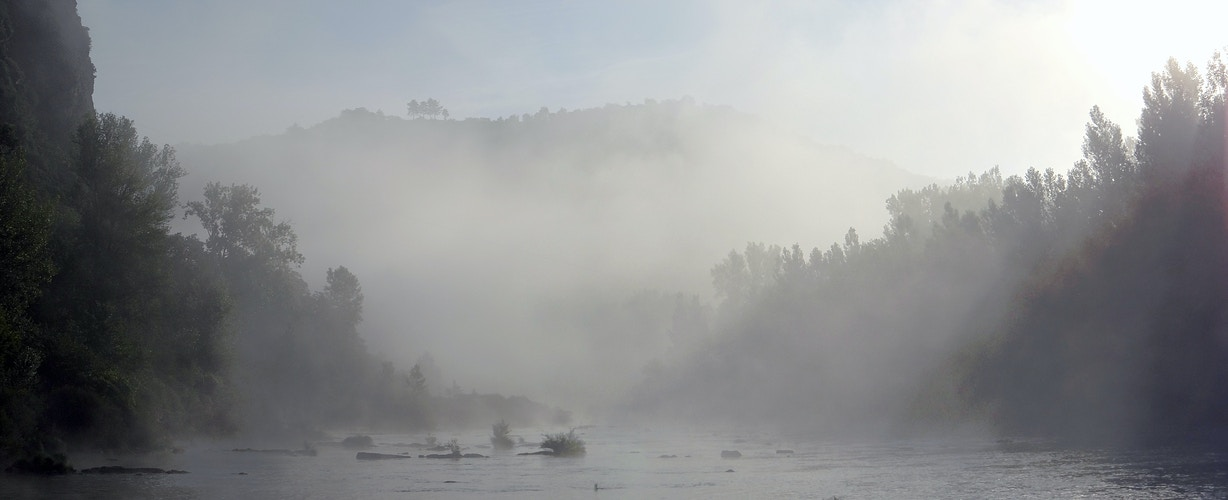 The Tarn River in the Morning - Alexis Dillon | PHOTOGRAPHER