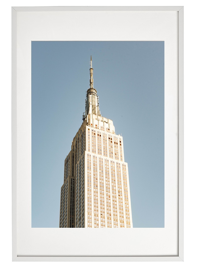 Empire State Building no.2 - Aleyah Solomon Photography
